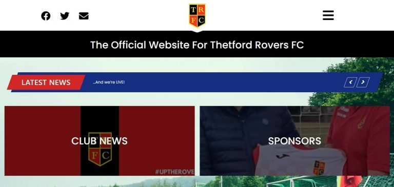 Thetford Rovers FC